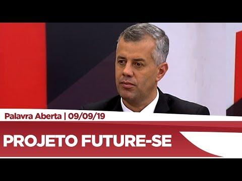 Evair de Melo conta detalhes do programa Future-se