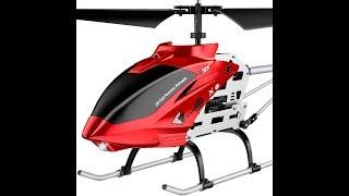 Produkttest SYMA S37 RC Helikopter
