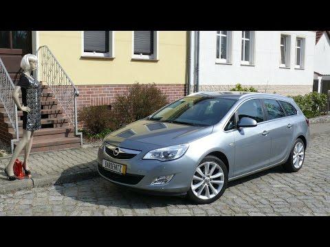 Opel Astra 1,7 CDTI DPF Sports Tourer Design 18 Zoll