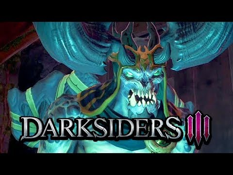 Darksiders III Walkthrough - Darksiders 3 German - Boss