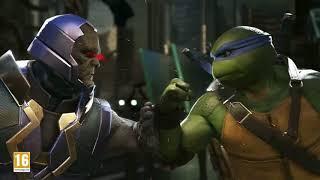 Trailer Ufficiale - Tartarughe Ninja [SUB ITA]