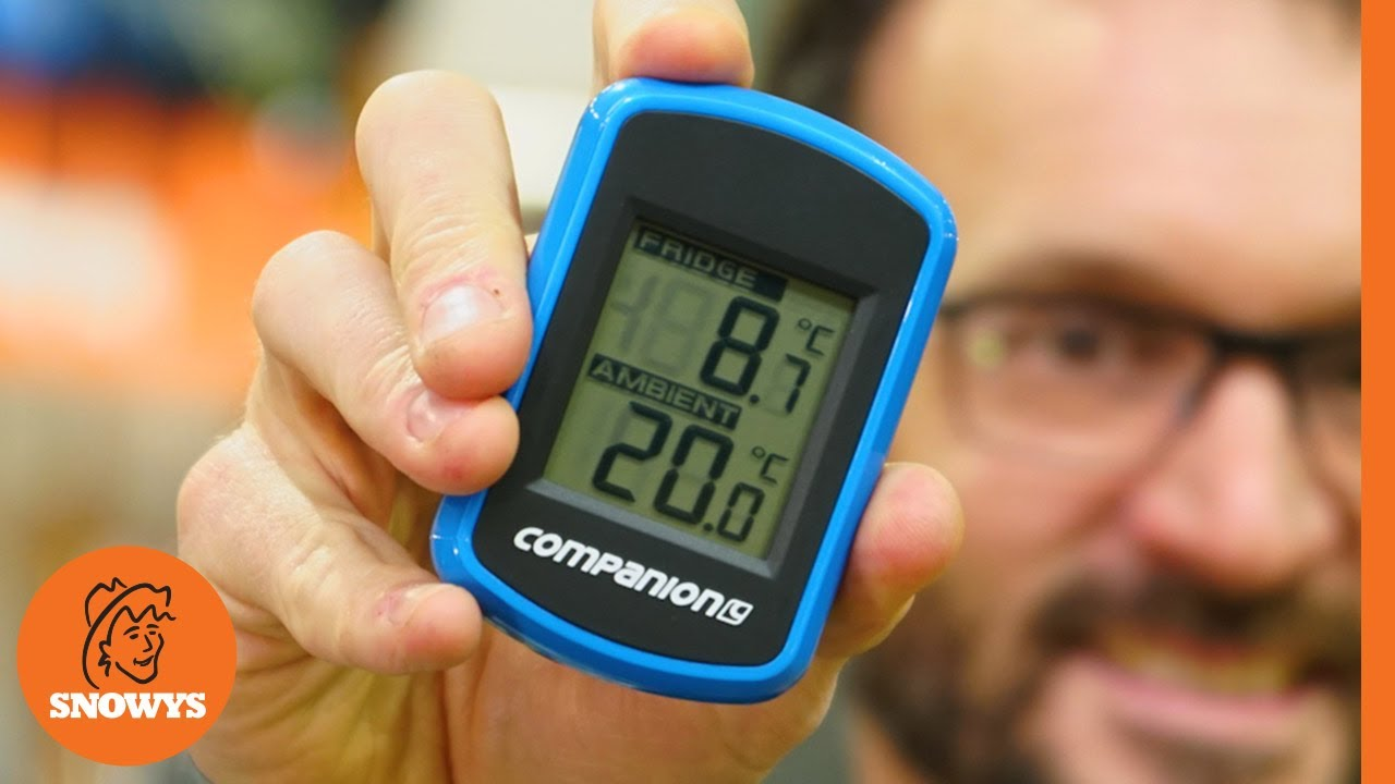 Wireless Fridge Thermometer