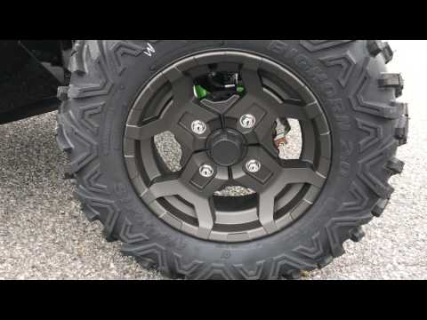 2018 Kawasaki Teryx LE Camo in Greenville, North Carolina - Video 1