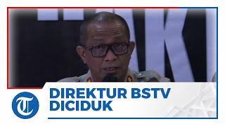 Sebar Hoaks & Isu SARA hingga Raup Untung Rp2 Miliar, Direktur BSTV Bondowoso Diciduk Polisi