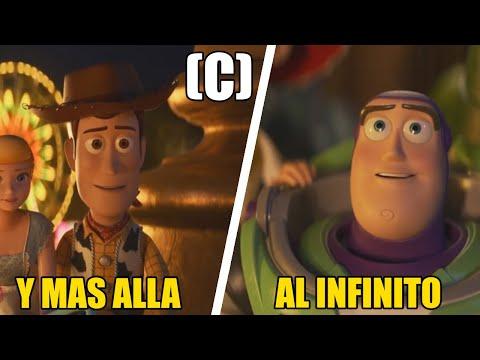 La Historia que No Te Contaron de Toy Story 4   Al Infinito y Mas Alla (C)