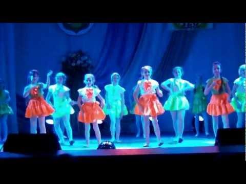 Школьные танцы. Оранжевое солнце