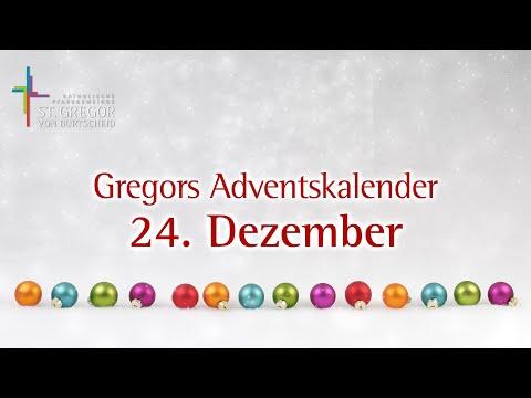 Gregors Adventskalender - Steinfelder Krippe