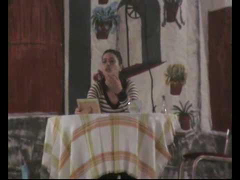 CONTIGO SUFRIMIENTO 1 PARTE, VIOLENCIA DE GÉNERO/08 VILLANUEVA DE LAS TORRES. GRANADA