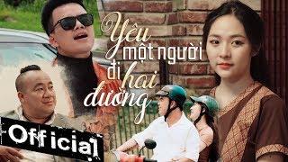 Yêu Một Người Đi Hai Đường - Lưu Chấn Long, Hiếu Hiền (MV 4K OFFICIAL) #YMNDHD