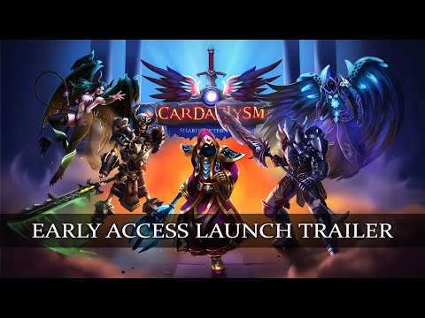 Cardaclysm Trailer Early Access