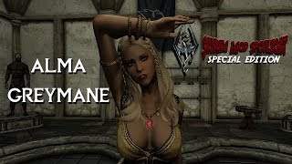 Alma Greymane Standalone Follower