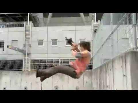 Kamen rider ooo first henshin & battle (sub indo)