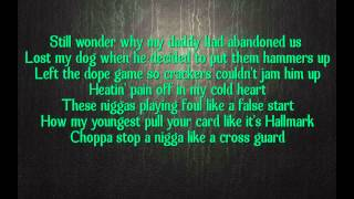 ★ Ace Hood - Hallucinations (Lyrics On Screen)