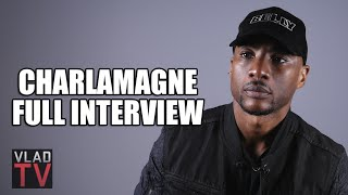 Vlad TV - Charlamagne (Full Interview)