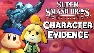 ELEVEN CHARACTERS THAT MIGHT BE ADDED TO SMASH ULTIMATE - Super Smash Bros. – Aaronitmar