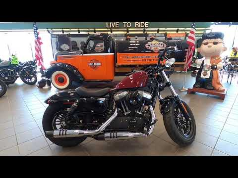 2020 Harley-Davidson Forty-Eight XL1200X