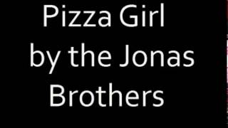 Pizza Girl Jonas Brothers Karaoke - Alonso Cuevas