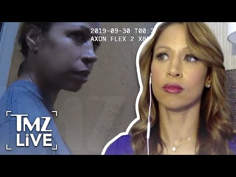 [TMZ]  Stacey Dash Arrested For Dom. Violence!