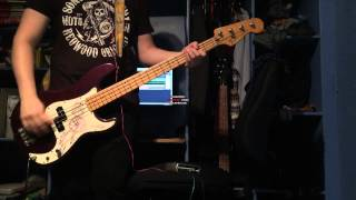 Western Addiction - The Church Of Black Flag Bass Cover