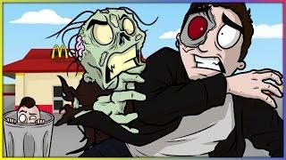 Black Ops 3 Zombies Funny Moments - Terroriser WiFi, Big Mac's Secret Recipe & Escaping McDonalds!