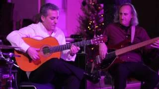 Фламенко-фьюжн из Барселоны | Трио Pedro Javier González