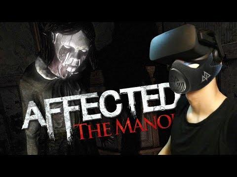 VR恐怖遊戲虛擬實境 古堡探險