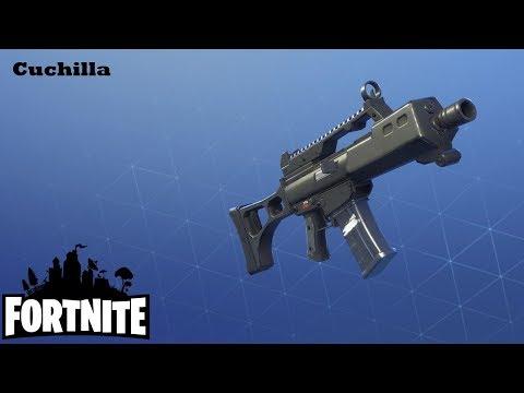 El fusil de ráfagas / Cuchilla | Fortnite: Salvar el Mundo #141