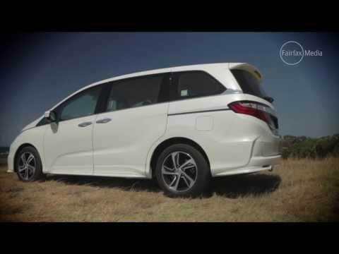 Honda Odyssey VTi-L Video Review | Drive.com.au