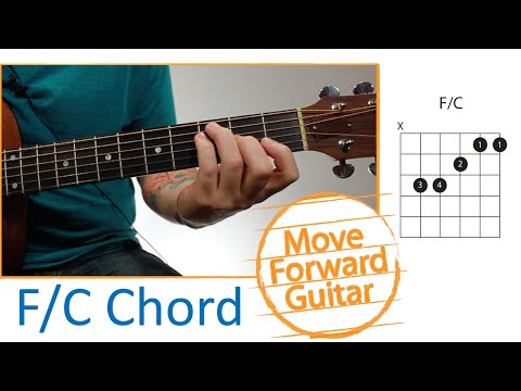 Guitar Chords for Beginners - F/C