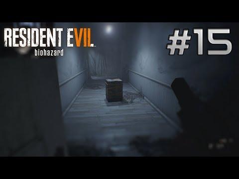 Resident Evil 7 #15 Totálně (ne)podezřelá bedna