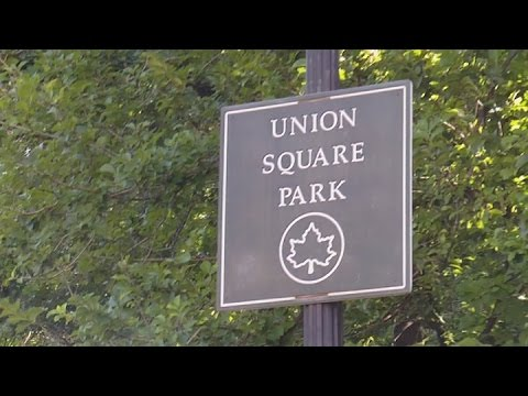 Union Square Park – Fun Places To Visit in New York City