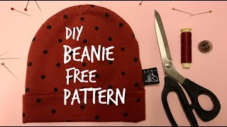 Sew An Easy Beanie In 15 Minutes