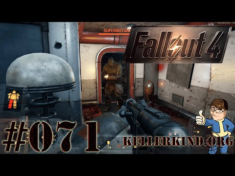 Fallout 4 #071 - Emergency Room ★ Let's Play Fallout 4 [HD|60FPS]