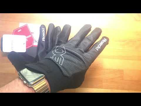 Drei-Wochen-Bericht: Roeckl Riga Winter Fahrrad Handschuhe