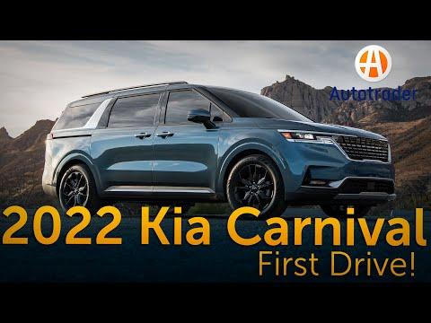 2022 Kia Carnival | First Drive