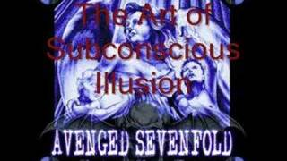 The Art of Subconscious Illusion-Avenged Sevenfold-Chipmunks