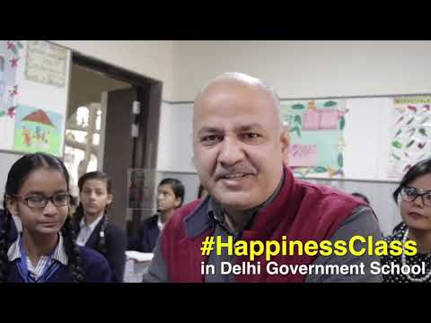 Education Minister Manish Sisodia Message to Education Conference in Austria