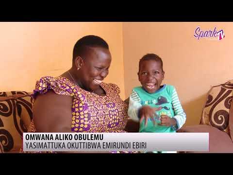 Omwana aliko obulemu yasimattuka okuttibwa emirundi ebiri