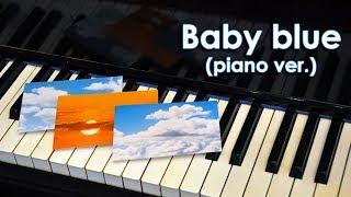 潤くんHBD 💜 Baby blue   ARASHI (piano arr. Finanwen) ✨ 嵐(ピアノ ver.)