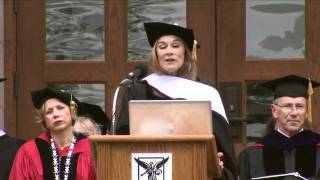 Angela Ahrendts, Burberry CEO, Ball State - Commencement Address