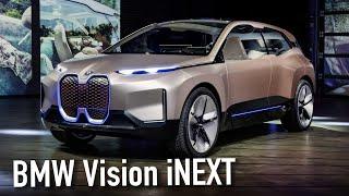 iNEXT - автомобильный iPhone от BMW