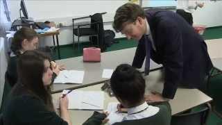 A Day In The Life Of Nick McIvor, A Maths Teacher