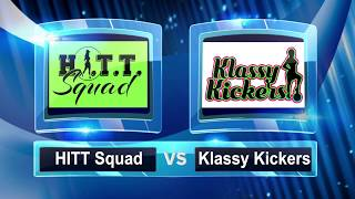 SSK Fall Kickball: Hitt Squad vs Klassy Kickers