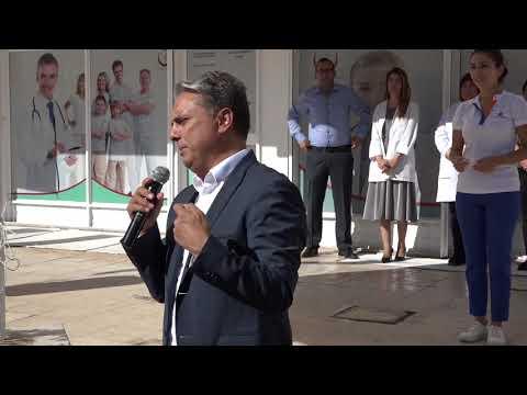 Konuksever'de Sağlık Merkezi Açılışı