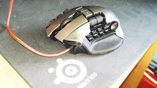 El ratón mas raro del mundo!   (Elecom dux)