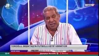 Erman Toroğlu: ''BEŞİKTAŞ AĞLAMASIN!'' - Beşiktaş 2-3 Antalyaspor 26.08.2018
