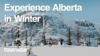 Experience Alberta in Winter