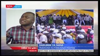 Dira ya Wiki: Darubini ya Siasa; Siasa za magharibi huku Musalia Mudavadi akitangazwa msemaji