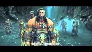 Warcraft: İki Dünyanın İlk Karşılaşması TÜRKÇE ALTYAZILI FRAGMAN