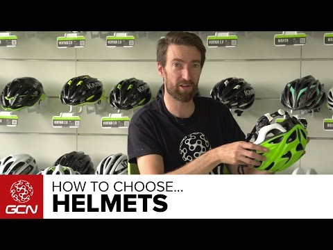 How To Choose A Cycle Helmet - A Buyer's Guide